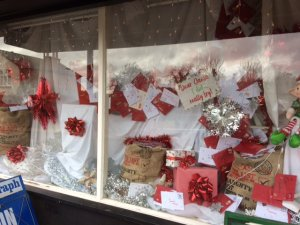 Christmas Shop Window Competition Winners