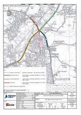 Notification of improvement Works - A45/A6 Chowns Mill Roundabout