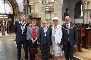 Mayors Civic Service