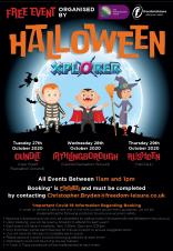 Free Halloween Event - Central Recreation Ground